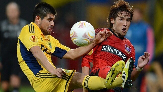 Metalist's Austrian danger ground hosts Rapid