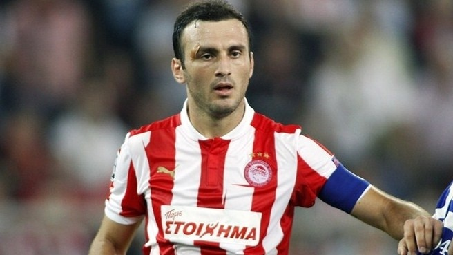 Torossidis takes stock at Olympiacos