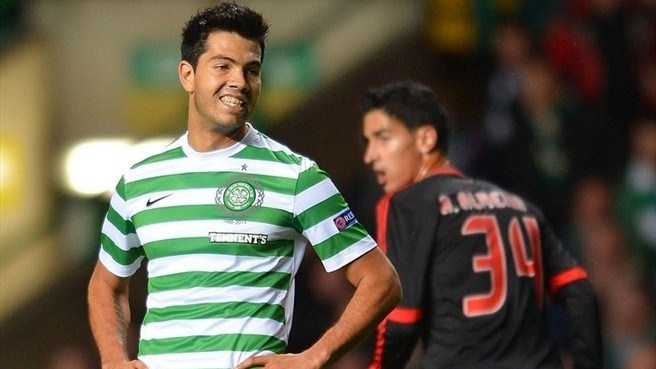 Celtic hoping for better at Benfica