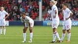 Rachel Yankey, Stephanie Houghton & Fara Williams (England)