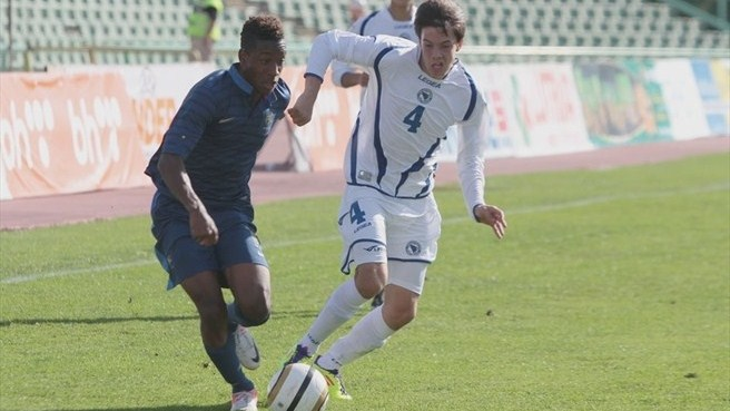 Abdou Diallo (France) & Kerim Memija (Bosnia and Herzegovina)