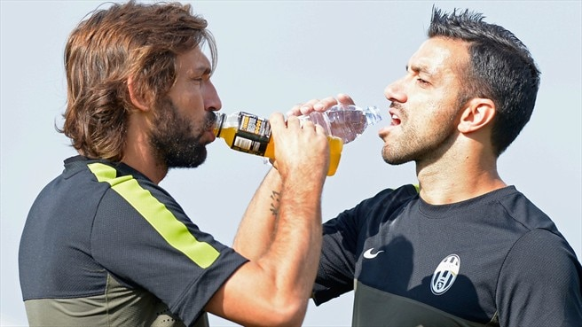 Juventus shape up for Shakhtar exam