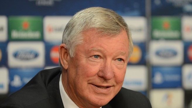 Sir Alex Ferguson (Manchester United FC)