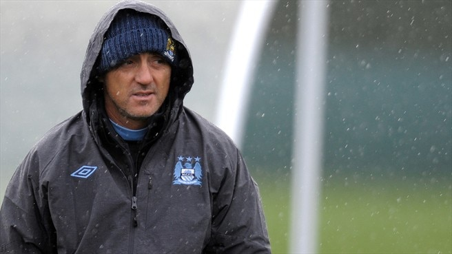 Mancini asks City to learn fast against Dortmund