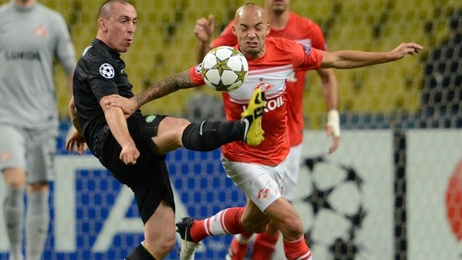 Match facts: Spartak Moskva v Benfica