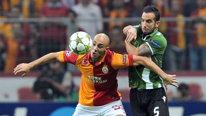 Match facts: Braga v Galatasaray