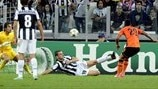 Juventus 1-1 Shakhtar Donetsk: the story in photos
