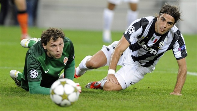 Match facts: Shakhtar v Juventus