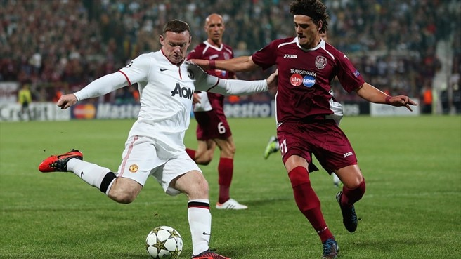 Match facts: Manchester United v CFR Cluj