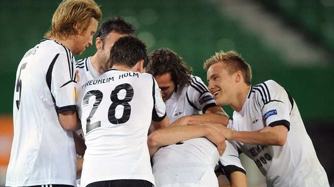 Rosenborg on mettle to match Metalist