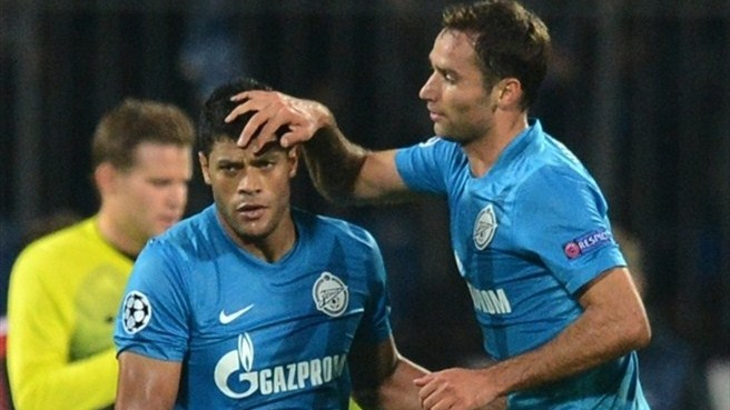 Zenit hit Liverpool with double whammy