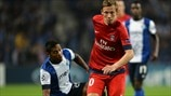 Porto 1-0 PSG: the story in photos