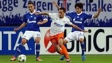 Schalke 2-2 Montpellier: the story in photos