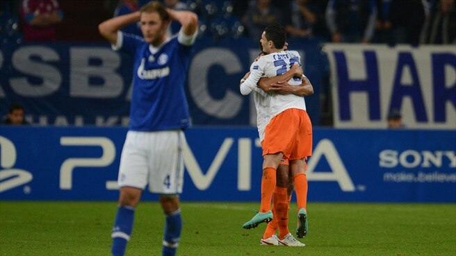 Match facts: Montpellier v Schalke