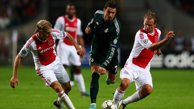 Match facts: Real Madrid v Ajax