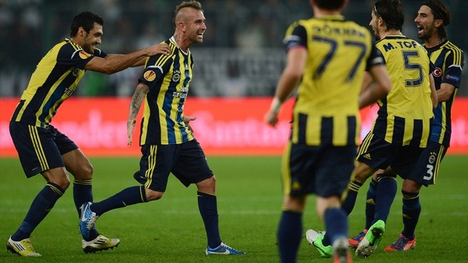 Fenerbahçe beat Gladbach for first win in Germany