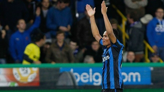 Bacca inspires Club Brugge past Marítimo