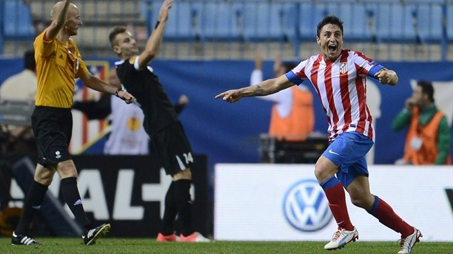 Rodríguez rocket extends Atlético's winning streak