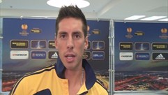 Metalist 2-0 Rapid Wien reaction