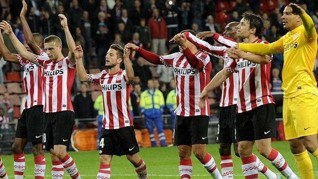 AIK match brings up PSV treble century