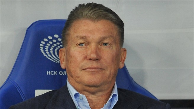 Dynamo's Blokhin wants birthday treat