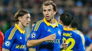 Bressan named Belarusian player of the year