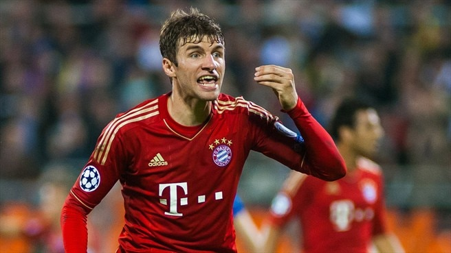 Müller out to lay ghost of 2012 to rest
