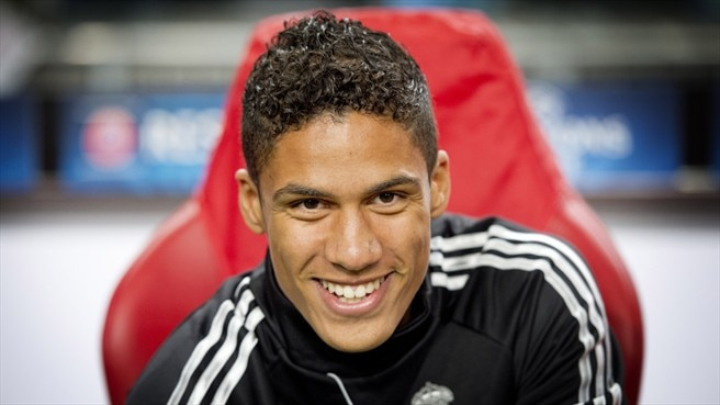 Varane edges France ahead against Norway