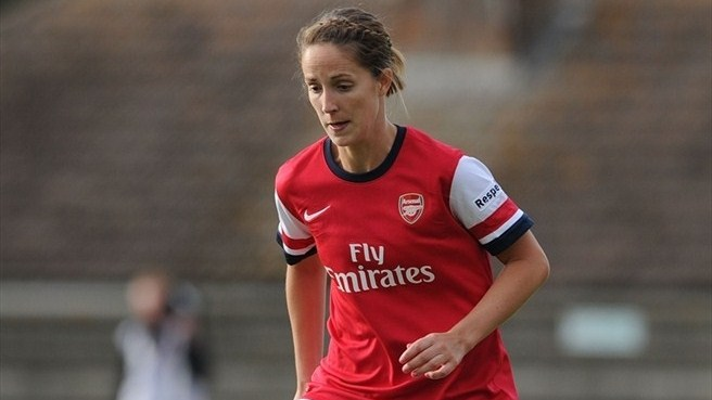 Yvonne Tracy (Arsenal Ladies FC)