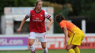 Gemma Davison (Arsenal Ladies FC)
