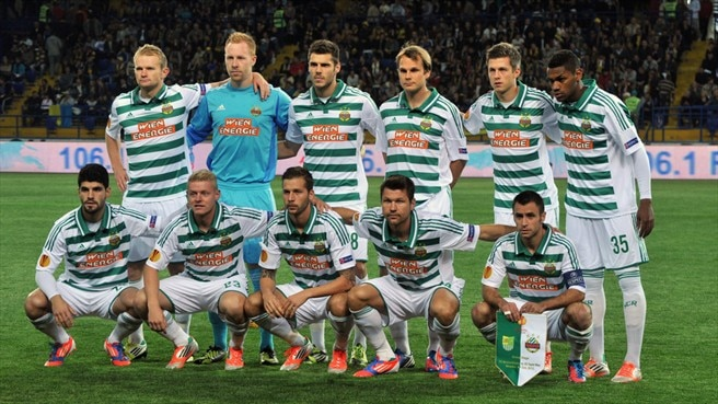 SK Rapid Wien Team Group