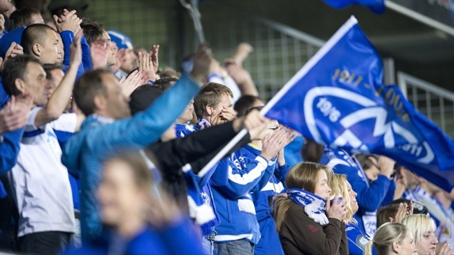 Molde FK Supporters