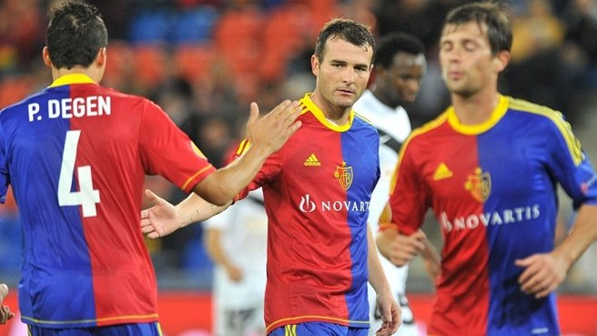 Basel intent on achieving Sporting goal