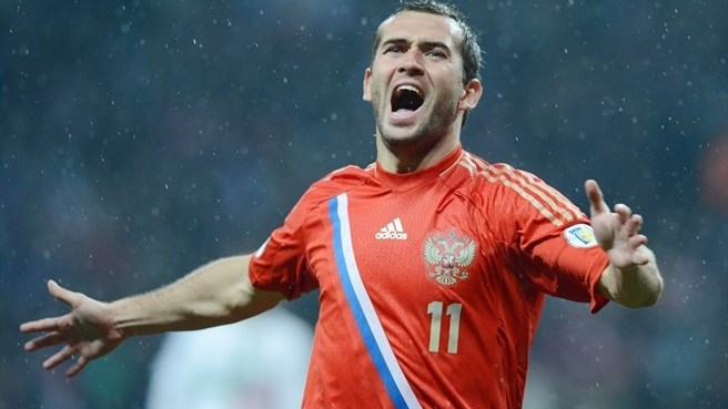 Kerzhakov edges Russia past Portugal