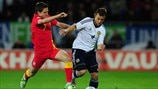Joe Allen (Wales) & Shaun Maloney (Scotland)