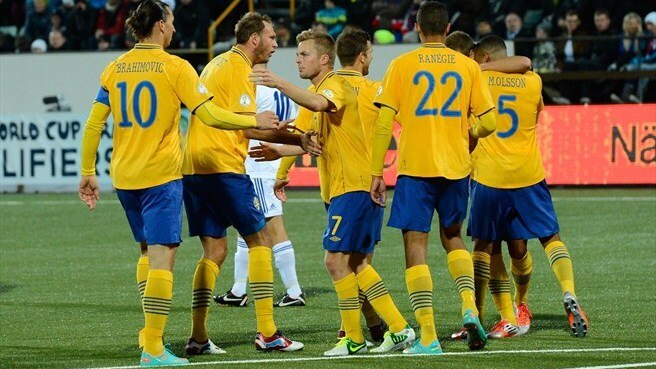 Ibrahimović saves Sweden in Faroe Islands