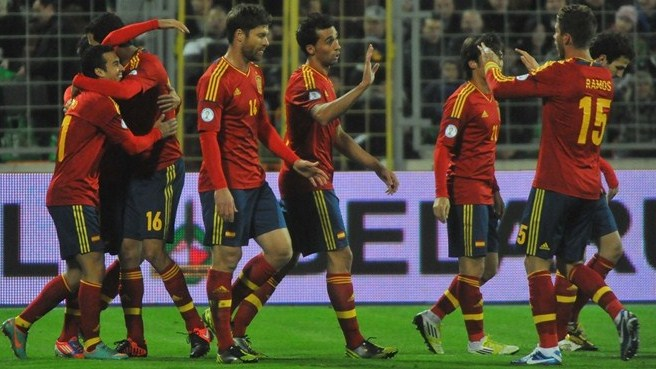 Plaudits take back seat for Spain striker Pedro