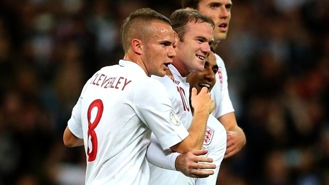 Five-star England brush past San Marino