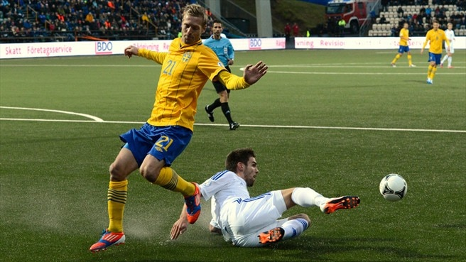 Christian Wilhelmsson (Sweden) & Jónas Tór Næs (Faroe Islands)