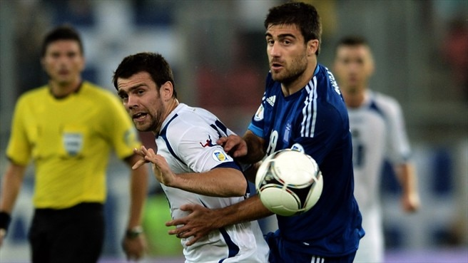 Greece frustrated by Bosnia and Herzegovina