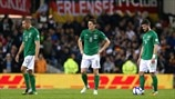 Jon Walters & Keith Andrews (Republic of Ireland)