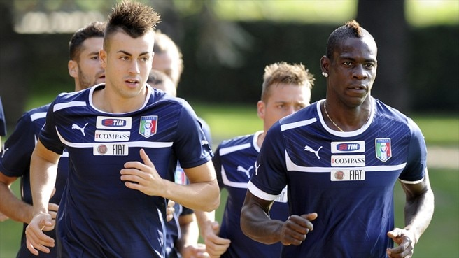 El Shaarawy and Balotelli's Italy connection