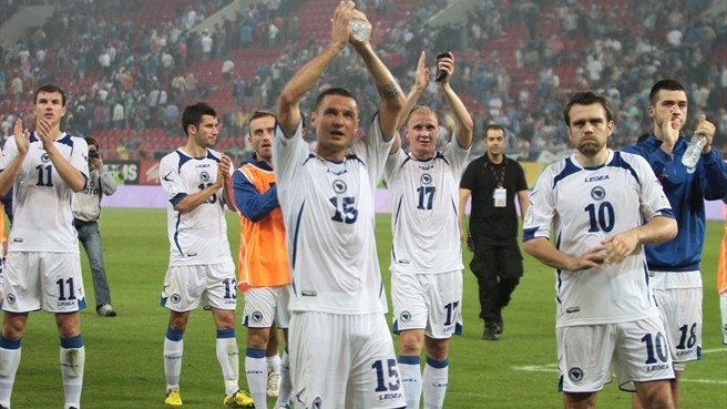 Bosnia and Herzegovina players