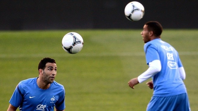 Adil Rami & Etienne Capoue (France)