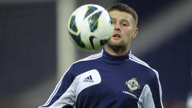 Oliver Norwood (Northern Ireland)