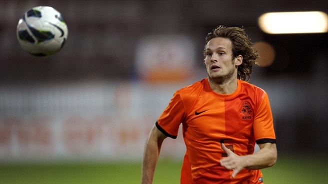 Daley Blind (Netherlands)