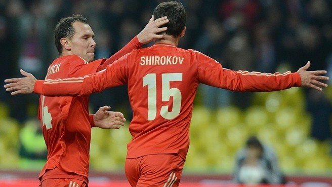 Russia leave it late to see off Azerbaijan