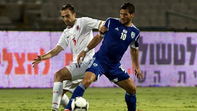 Guy Blaise (Luxembourg) & Tomer Hemed (Israel)