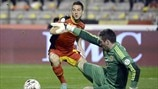 Dries Mertens (Belgium) & Allan McGregor (Scotland)