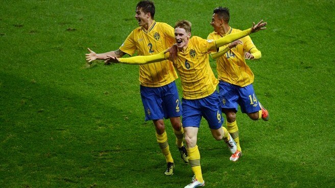 Sweden sum up extraordinary night